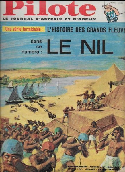 Pilote - Weekblad 1966 3 Numéro 326