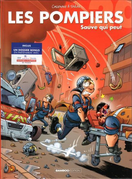 Les pompiers 20 Sauve qui peut
