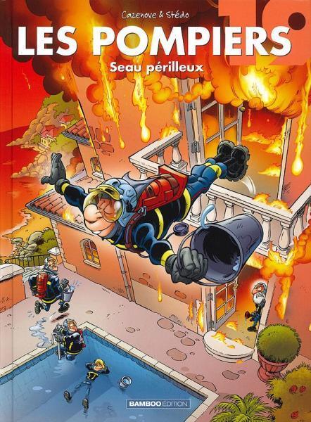 Les pompiers 19 Seau perilleux