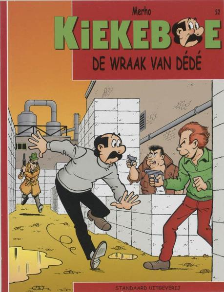 De Kiekeboes 52 De wraak van Dédé