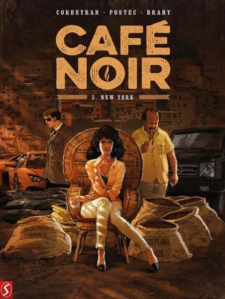 Café noir 3 New York