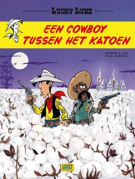 Lucky Luke (Lucky Comics) 9 Een cowboy tussen het katoen