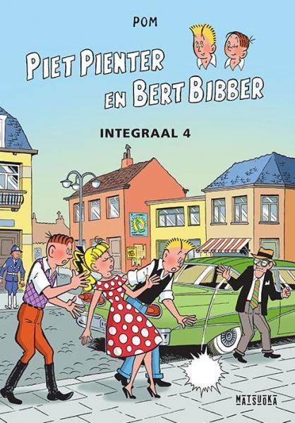 Piet Pienter en Bert Bibber INT 4 Integraal 4