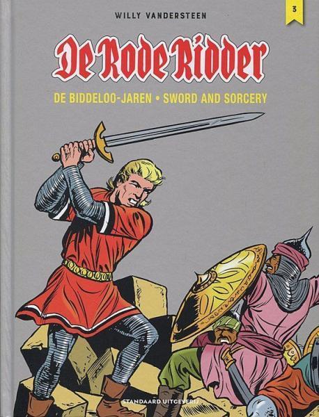 De Rode Ridder: De Biddeloo jaren - Sword and sorcery 3 Deel 3