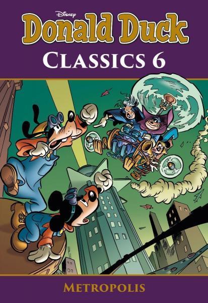 Donald Duck - Classics 6 Metropolis