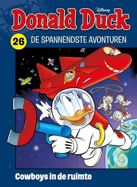 Donald Duck: De spannendste avonturen 26 Cowboys in de ruimte