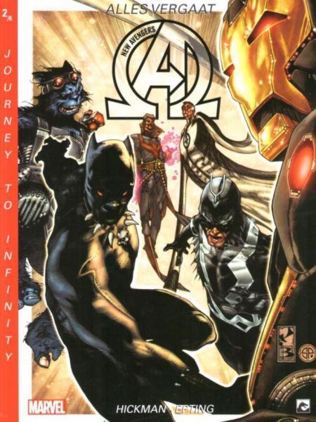 New Avengers: Journey to Infinity (Dark Dragon) 2 Alles vergaat, deel 2