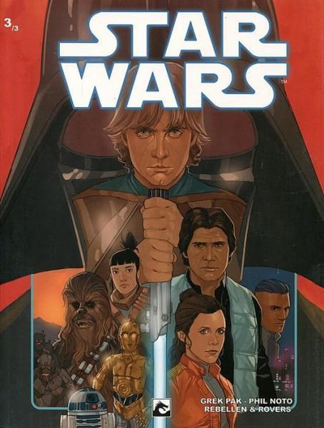 Star Wars (2 - Dark Dragon Books) 29 Rebellen en rovers, deel 3