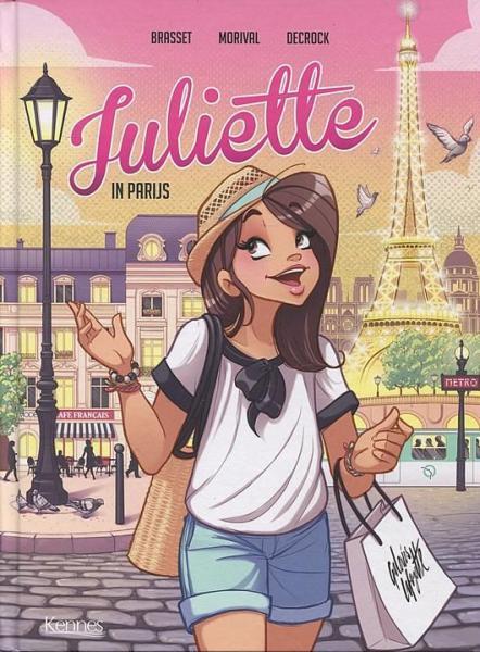 Juliette (Decrock) 2 Juliette in Parijs
