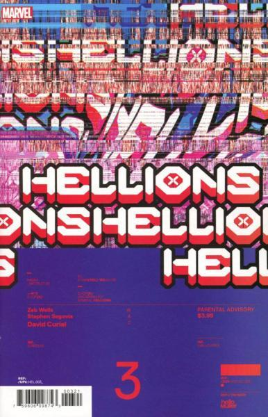 Hellions 3 Nothing People