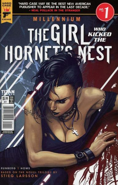 Millennium: The Girl Who Kicked the Hornet's Nest 1 Issue #1