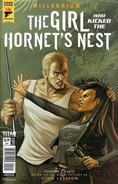 Millennium: The Girl Who Kicked the Hornet's Nest 2 Issue #2