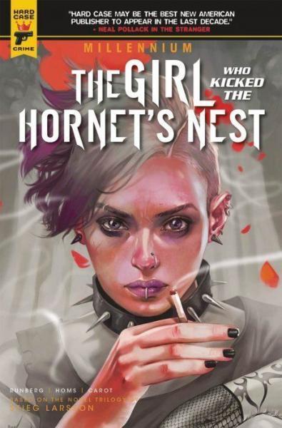 Millennium: The Girl Who Kicked the Hornet's Nest INT 1 Millennium: The Girl Who Kicked the Hornet's Nest
