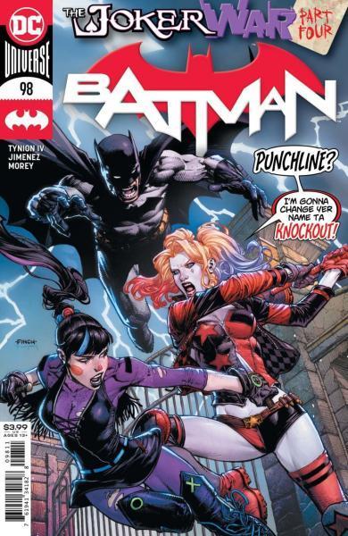 Batman B98 The Joker War, Part 4