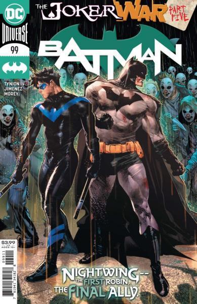 Batman B99 The Joker War, Part 5