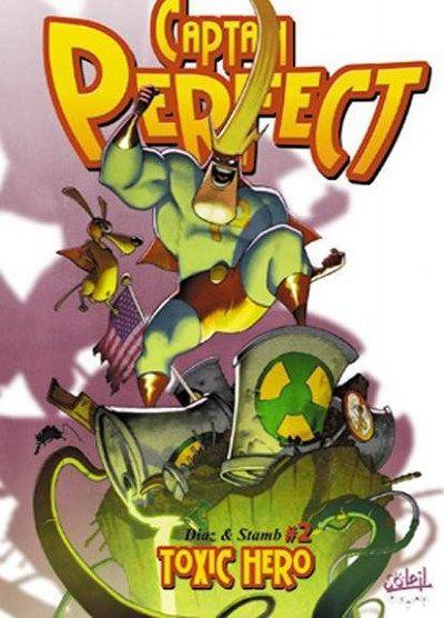 Captain Perfect 2 Toxic Hero