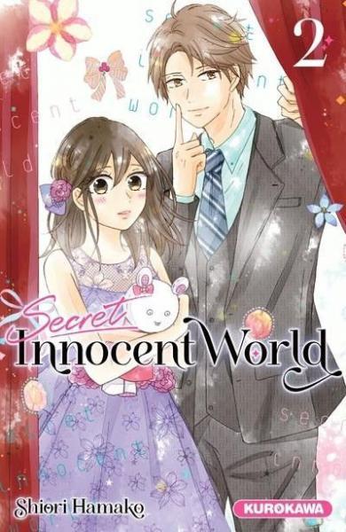 Secret Innocent World 2 Tome 2