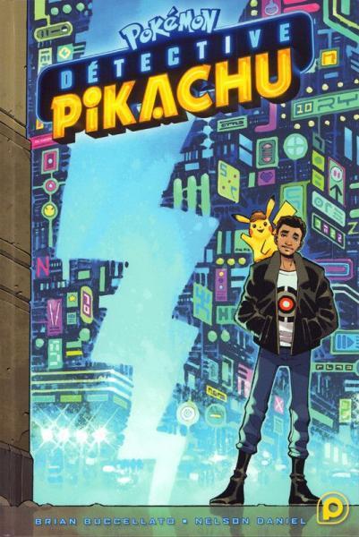 Pokémon - Détective Pikachu 1 Pokémon - Détective Pikachu