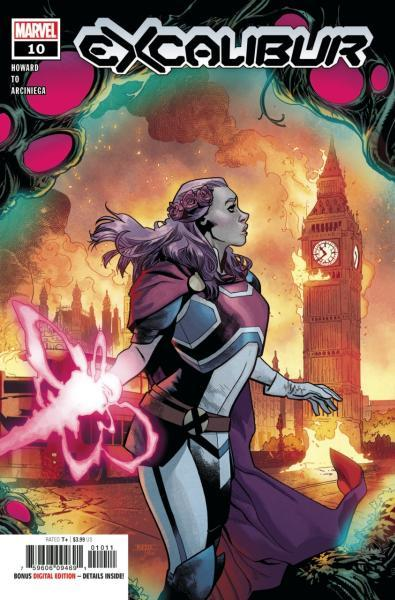Excalibur (Marvel) C10 A Crooked World