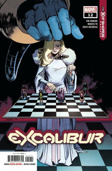Excalibur (Marvel) C12 The Beginning