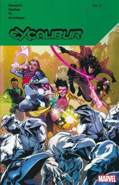 Excalibur (Marvel) INT C2 Excalibur by Tini Howard, Vol. 2
