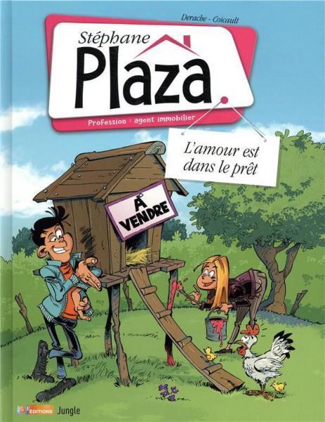 Stéphane Plaza 2 L'amour est dans le prêt