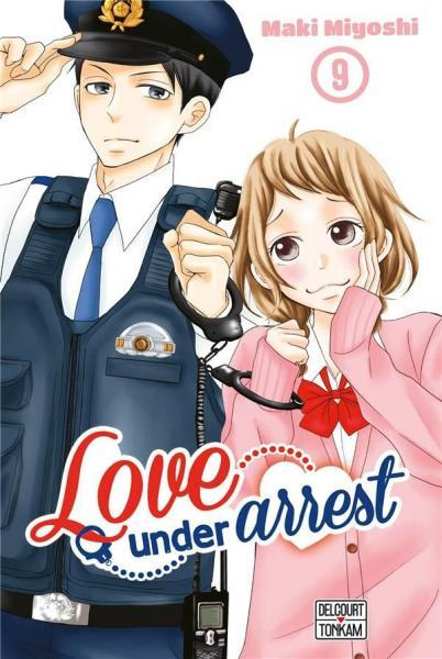 Love Under Arrest 9 Tome 9