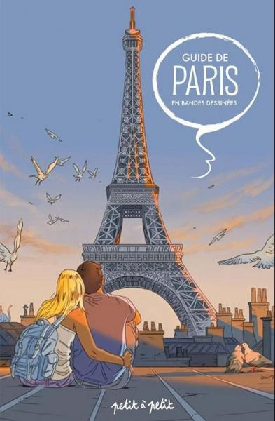 Guide de Paris en bandes dessinées 1 Guide de Paris en bandes dessinées