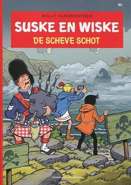 Suske en Wiske 355 De scheve Schot