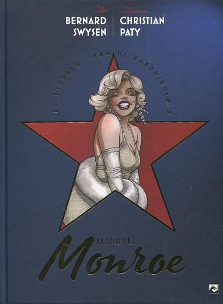 De sterren van de geschiedenis 1 Marilyn Monroe