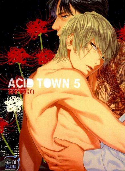 Acid town 5 Tome 5