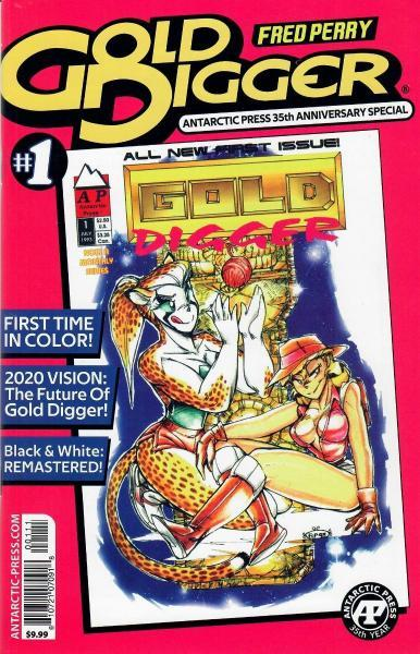 Gold Digger (2e reeks) 1 Issue #1