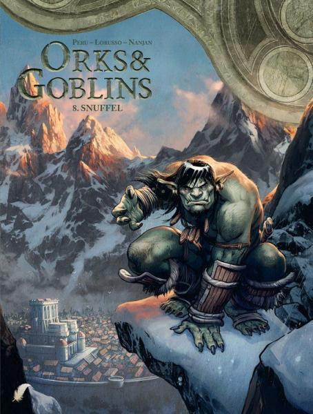 Orks & goblins 8 Snuffel
