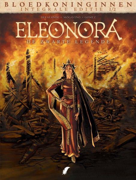 Eleonora, de zwarte legende INT 1 Integrale editie 1