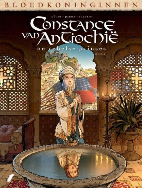Constance van Antiochië 1 De rebelse prinses, deel 1