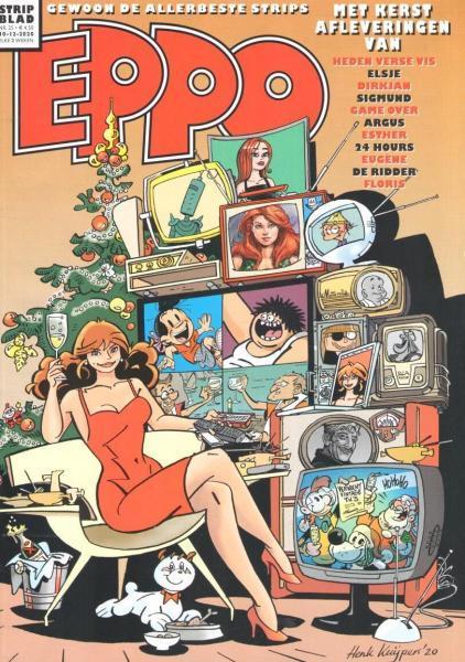 Eppo - Stripblad 2020 (Jaargang 12) 25 Nummer 25