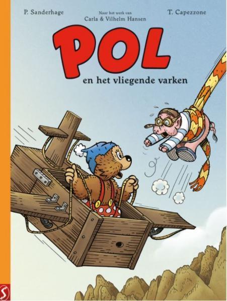 Pol (Silvester) 2 Pol en het vliegende varken