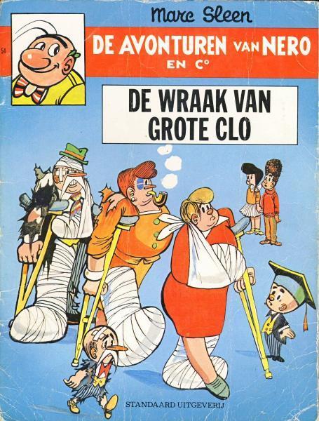 Nero 54 De wraak van Grote Clo