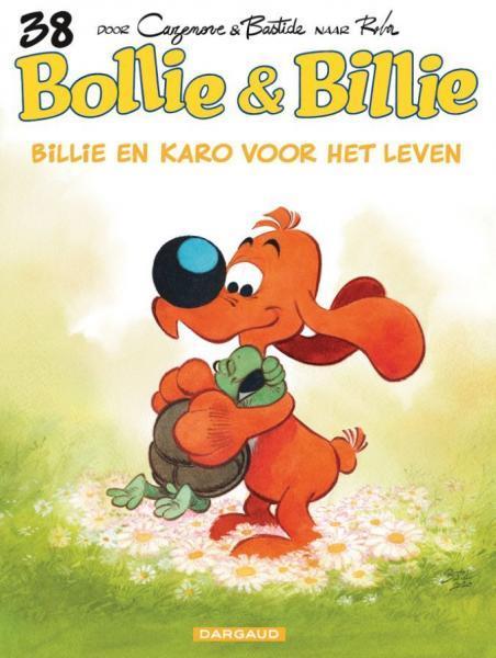 Bollie & Billie 38 Billie en Karo voor het leven