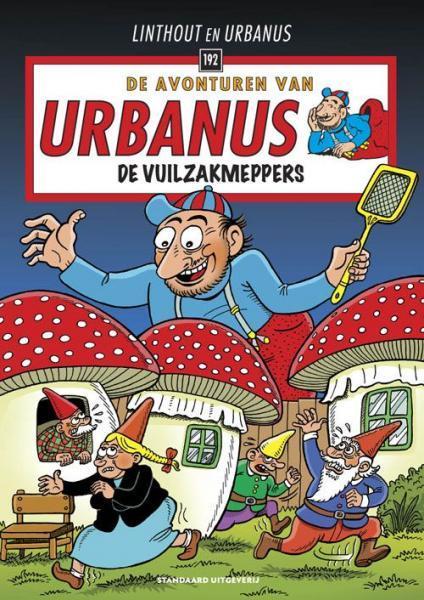 Urbanus 192 De vuilzakmeppers