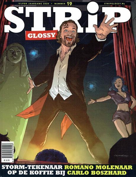 Strip Glossy 19 Nummer 19