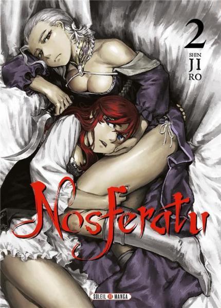Nosferatu (Shinjiro) 2 Tome 2