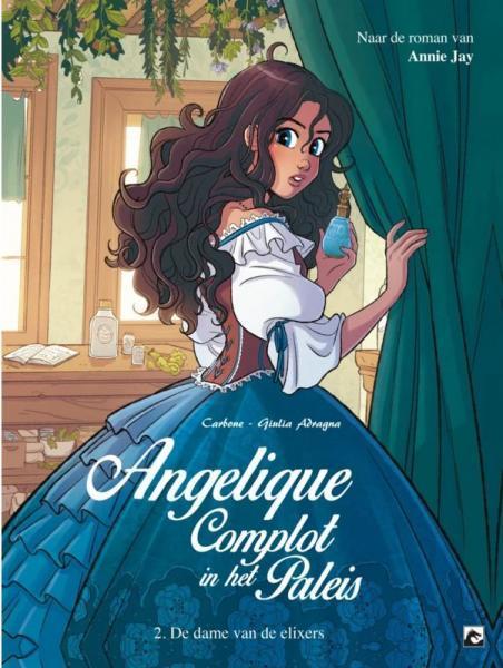 Angelique - Complot in het paleis 2 De dame van de elixers