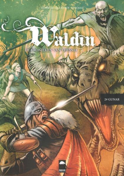 Waldin - De kronieken van Thesnia 2 Gunar