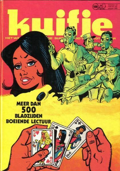Kuifje - Weekblad - Album (Grote bundeling - Hardcover) 150 Nummer 150