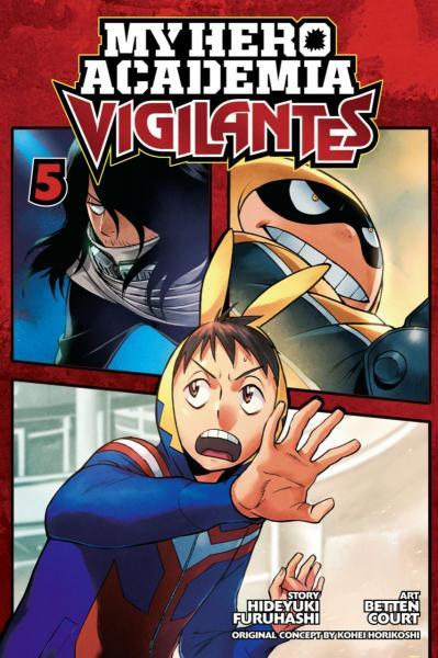 Vigilante - My Hero Academia Illegals 5 Volume 5