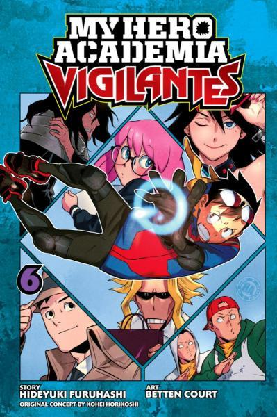 Vigilante - My Hero Academia Illegals 6 Volume 6