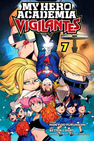Vigilante - My Hero Academia Illegals 7 Volume 7