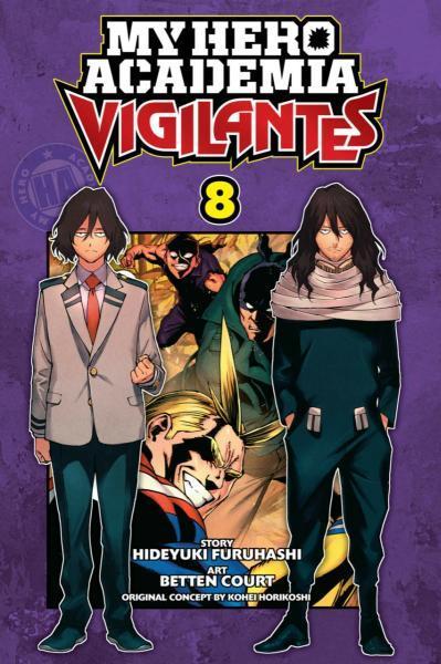 Vigilante - My Hero Academia Illegals 8 Volume 8