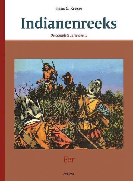 Indianenreeks - De complete serie 3 Eer